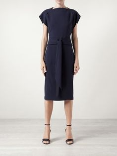 ZAC POSEN - fitted dress