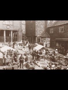 North York, Sweeney Todd, Old Pictures, Old World, Genealogy, Yorkshire, Vintage Photos, Past, England