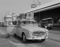 French-Cars-since-1946 • 1964 Peugeot 403 Taxi in Israel...