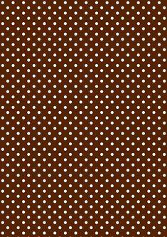 Free digital polka dot scrapbooking paper : orange and chocolate brown - Geschenkpapier - freebie Papel Vintage, Vintage Paper, Polka Dot Paper, Polka Dots, Polka Dot Print, Paper Background, Background Patterns, Printable Paper, Free Printable