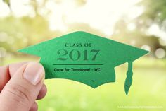 Learn more about these Plantable Graduation Favors that are perfect for green graduations and spread seeds as a symbol of the future and growth.