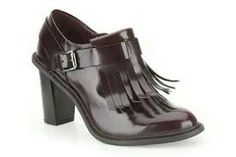 08c55fb33664 Womens Casual Shoes - Blues Melody in Ox-Blood Leather from Clarks shoes