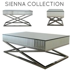 SIENNA collection (Konsollbord sidebord og salongbord) på lager hos #classicliving. http://ift.tt/1UdJ1or