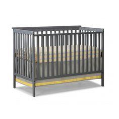 Sheffield II 2 in 1 Fixed Side Convertible Crib