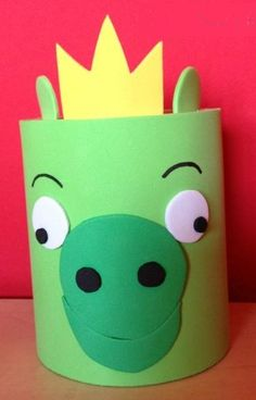 Bote angry birds verde