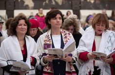 Every month for the past 24 years, a group of Jewish women of many denominations meet at the Western Wall, a holy site in Jerusalem, to pray and worship together. They have been met with violent opposition, including tear-gassing, thrown chairs and brutal police arrests. These brave women call themselves The Women of the Wall, and through non-violent opposition are slowly gaining the right to equal religious participation... http://msmagazine.com/blog/2013/08/05/misogyny-at-the-wailing-wall/