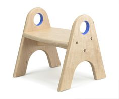 I like this model because there's a circle blank on each side so the stool might be easy to carry for elementary students. And the material that used in stool are not that effective at all to elementary students.