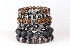 Finest quality Egyptian prayer bead bracelet pave diamond