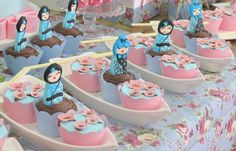 Asian Party, Ninja Party, Fortune Cookie, Girl Day, Birthday Parties, Japanese, Cake, Desserts, Kids