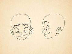 Cartoon Fundamentals: How to Draw Children by Carlos Gomes Cabral on w
