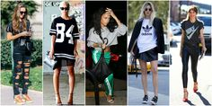 How To Rock Sports Luxe Without Looking Sports Lax  #Sportsluxe #sportsluxe