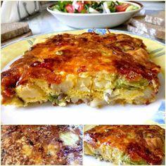 Cookbook Recipes, Cooking Recipes, Lasagna, Quiche, Breakfast, Ethnic Recipes, Food, Morning Coffee, Chef Recipes
