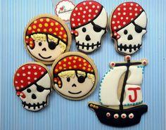 Cookieria By Margaret: Ahoy Piratas!