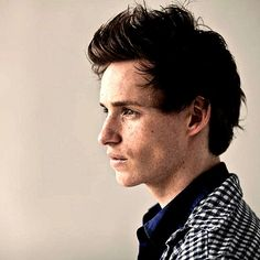 Eddie Redmayne from Les Mis. No one else agreed with me that he is cute, and I love my husband. But this boy is adorable!