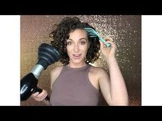 Curly Girl Method My Video Recommendations – Hair Ideas Curly Hair With Bangs, Curly Hair Tips, Curly Hair Care, Short Curly Hair, Hairstyles With Bangs, Curly Hair Styles, Natural Hair Styles, Curly Haircuts, Updo Curly