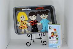 Magnet Paper Dolls from Cricut