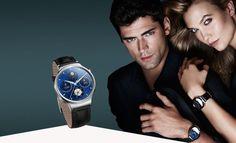 Часовник Smartwatch Huawei Watch W1, Mesh Strap