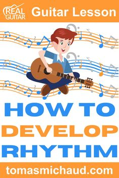 Playing on beat is a critical element of sounding good on the guitar. Unfortunately, it is elusive to many beginner guitar players. In this guitar lesson, I'm going to teach you a step-by-step approach to develop rhythm (play on beat) without struggle. You will need to do a bit of work upfront, but the work will pay off many times over. This is the guitar lesson I wish I had when I was a beginner guitar player. #learntoplayguitar #beginnerguitar #guitarlesson #howtoplayguitar Play Guitar Chords, Learn Acoustic Guitar, Learn To Play Guitar, Acoustic Guitars, How Its Going, Going To Work, Guitar Reviews, Guitar Online, Guitar Lessons For Beginners