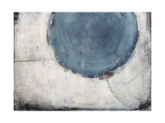 Blue Here Giclee Print by Kari Taylor at Art.com