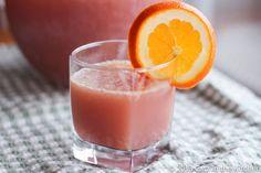 Citrus Sunrise Punch
