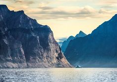 Cruises in Greenland – a fantastic view of the unique nature