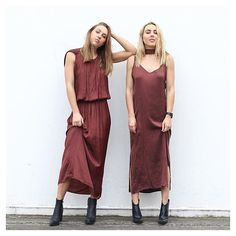 Maroon for days with @morrisonclothing @justin_rolly