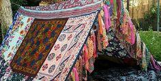 8 Gorgeous Bohemian Tents