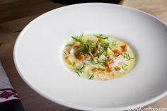 Recetas paso a paso con fotos - Cocina Con Poco: Recetas Navidad - Sopa de pescado Noruega - Fiskesuppe - Receta paso a paso
