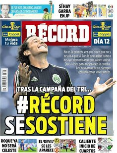 México - RÉCORD 18 de julio del 2015