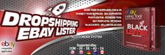 Black Lister | DropShipping Ebay Lister Repricer | Software Tools