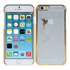 Kwmobile Schutz Hülle FÜR Apple Iphone 6 4 7 FEE Gold Transparent Case Cover | eBay