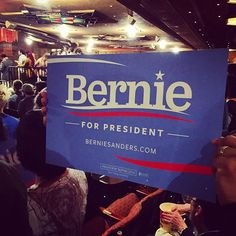 Classiest political rally I've been to yet #feelthebern #southerndemocrats #weloveatl