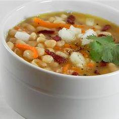 My Navy Bean Soup Allrecipes.com