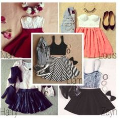 His Favorite Skater Skirt Style On You