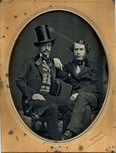 Daguerreotypes!