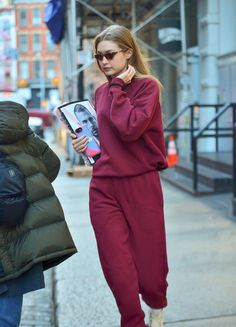 Gigi Hadid Body, Gigi Hadid Style, Gigi Hadid Outfits, Lazy Day Outfits, Special Occasion Outfits, Cold Weather Outfits, Irina Shayk, Fashion Books, Celebrity Style