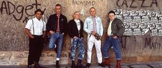 Male supporting cast This is England