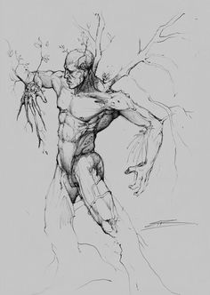 Drawing Ideas Tattoo Sketches Behance New Ideas Tattoo Sketches, Tattoo Drawings, Drawing Sketches, Drawing Ideas, Anatomy Sketches, Anatomy Art, Body Drawing, Figure Drawing, Cool Drawings