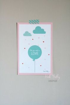 Pink Frilly: printable