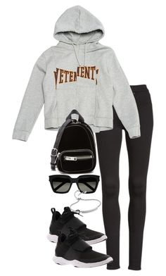 """""""Untitled #5589"""" by theeuropeancloset on Polyvore featuring rag & bone/JEAN, Vetements, Puma, Alexander Wang, Yves Saint Laurent and Monica Vinader"""