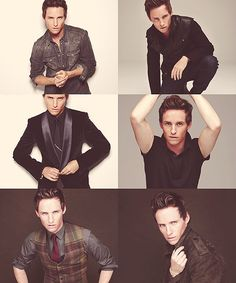 Eddie Redmayne... Welcome to superstardom, looks like you'll fit right in. xo