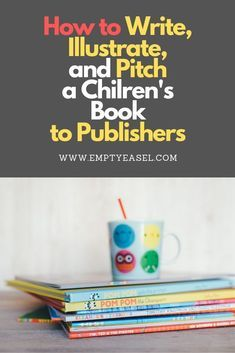 Learn how how to write, illustrate, and pitch a children's book to publishers. Informations About How to Write, Illustrate, and Pitch a Children's Book to Writing Kids Books, Book Writing Tips, Fiction Writing, Writing Resources, Teaching Writing, Book Writer, Writing Prompts, Writing Rubrics, Paragraph Writing