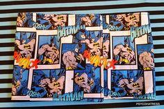 Batman Comic Style Cowl neckwarmer by PsycoHatress on Etsy