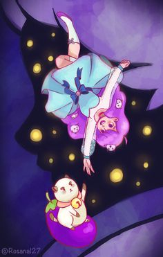 Bee And Puppycat by Rosana127 on DeviantArt