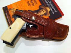 """1930 """"Austin"""" style holsters"""