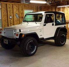 2001 Jeep Wrangler - Towanda, PA