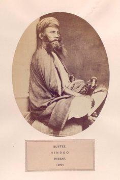 Bustee, Hindu, Hissar.