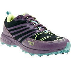 IceBug Women's ANIMA2-L BUGrip Purple/Lagoon Running Shoes $120