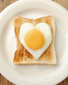 Heart-y Breakfast Toast! | Education.com