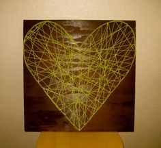 Create your own decorative String Art! | CI Housing